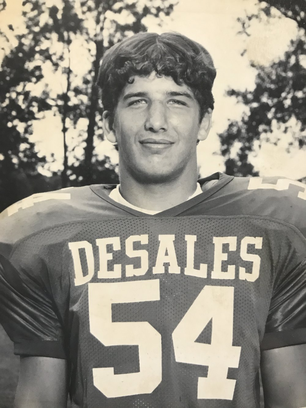Mike Fickell  Class of 1996