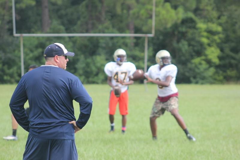 Steve Brown '94  Head Football Coach, Paxon