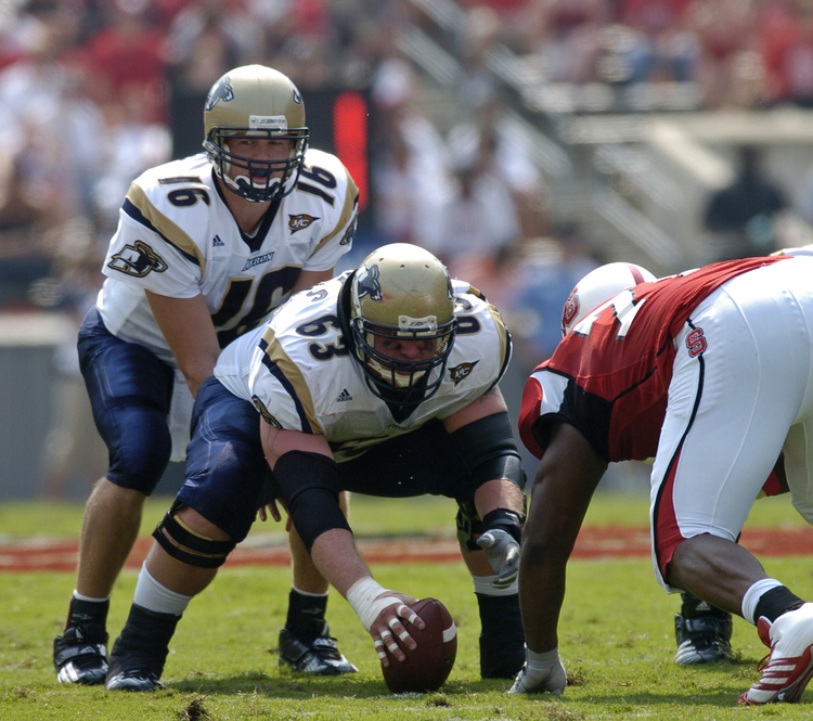 #63 Andy Wills   University of Akron