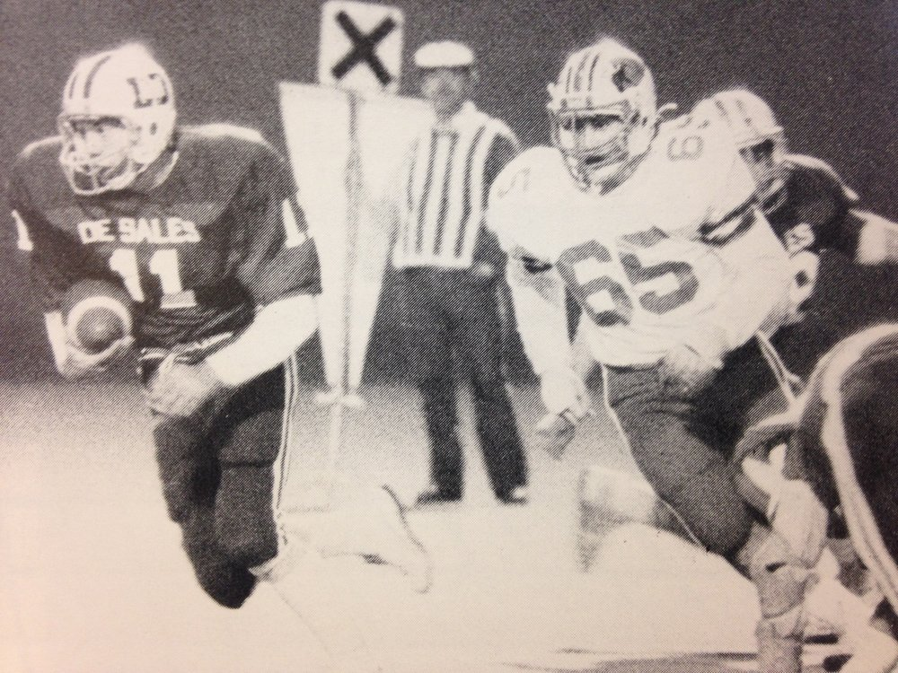 1982 St. Charles game