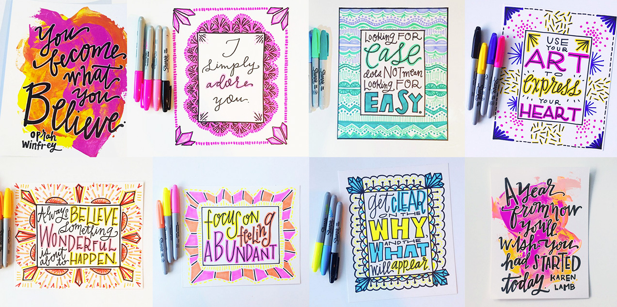 Try a new craft hand lettering resources for beginners birch its her hand lettering course that i mentioned earlier and id thoroughly recommend it if you want to take your hand lettering a bit further baditri Images