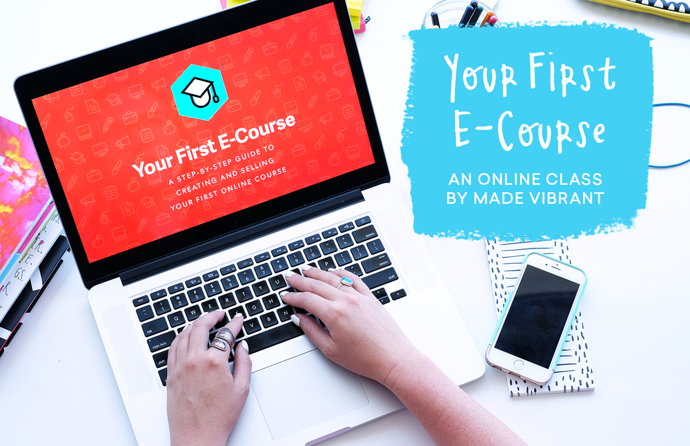 Your First E-Course