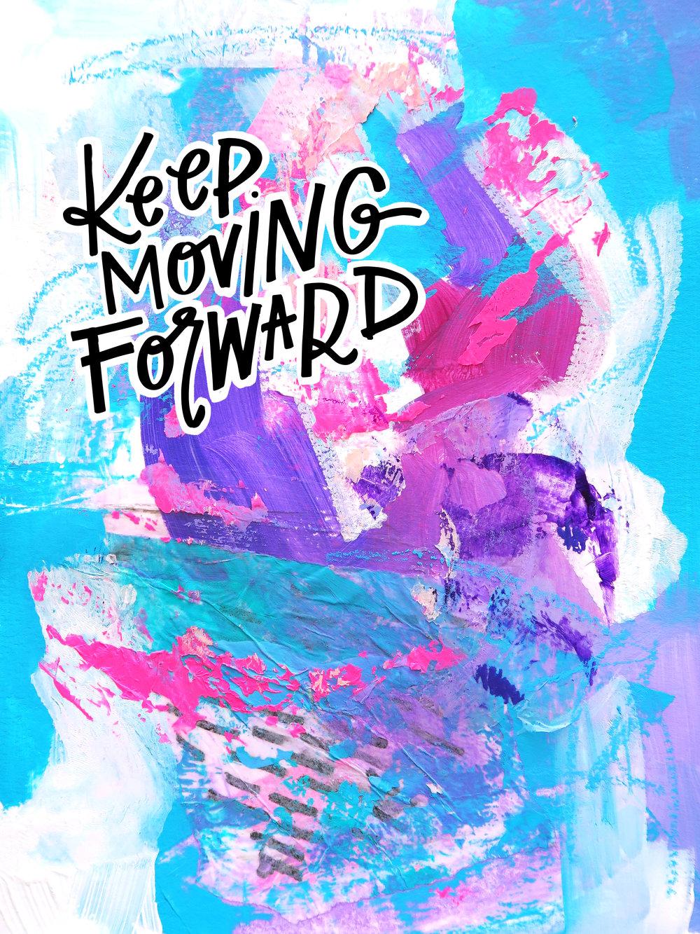 7/25/16: Forward