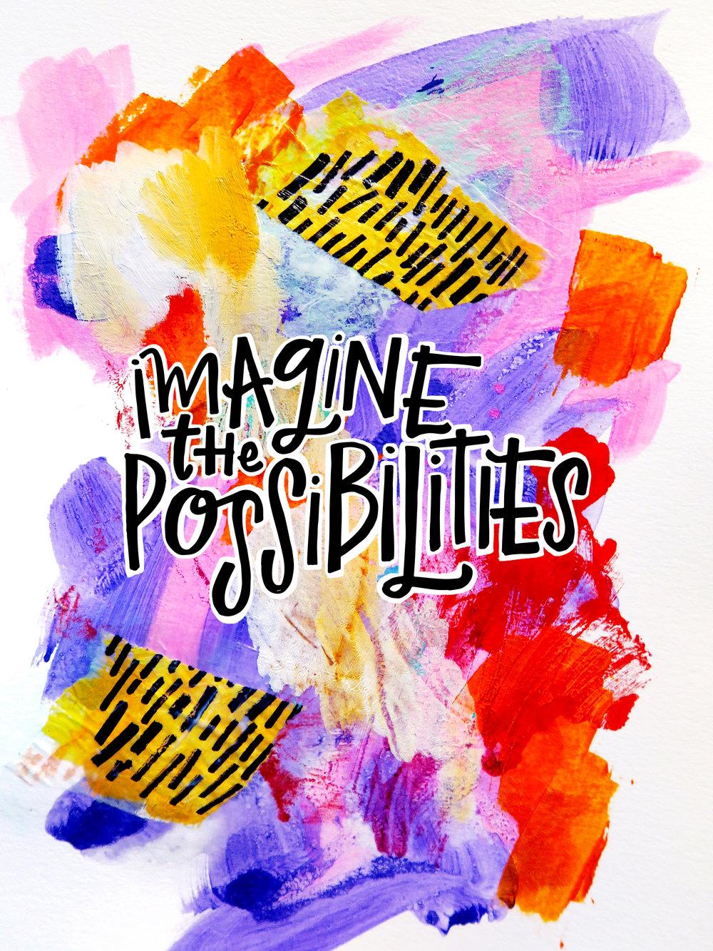 7/19/16: Imagine