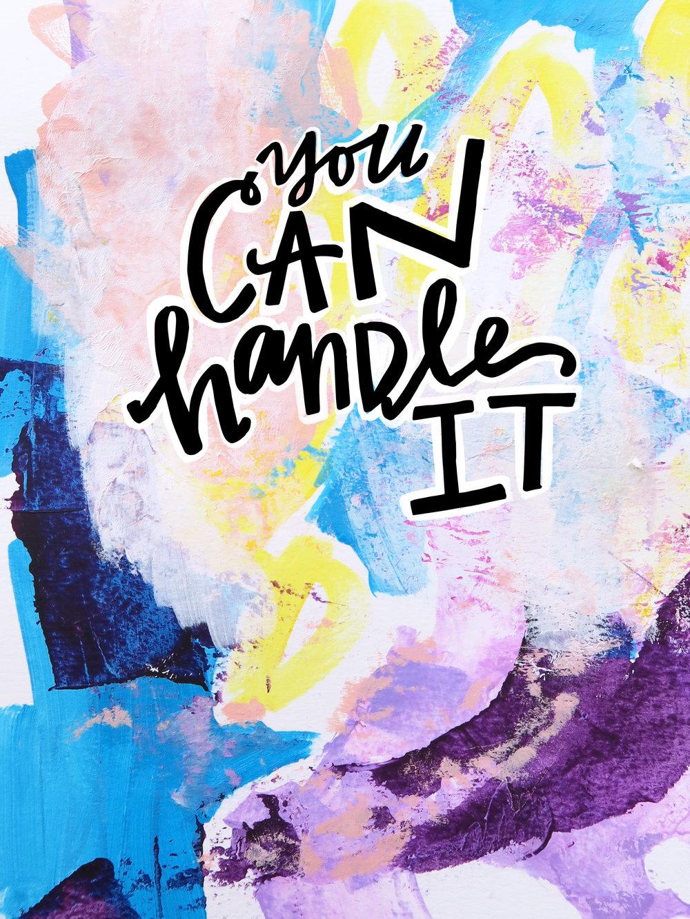 7/15/16: Handle