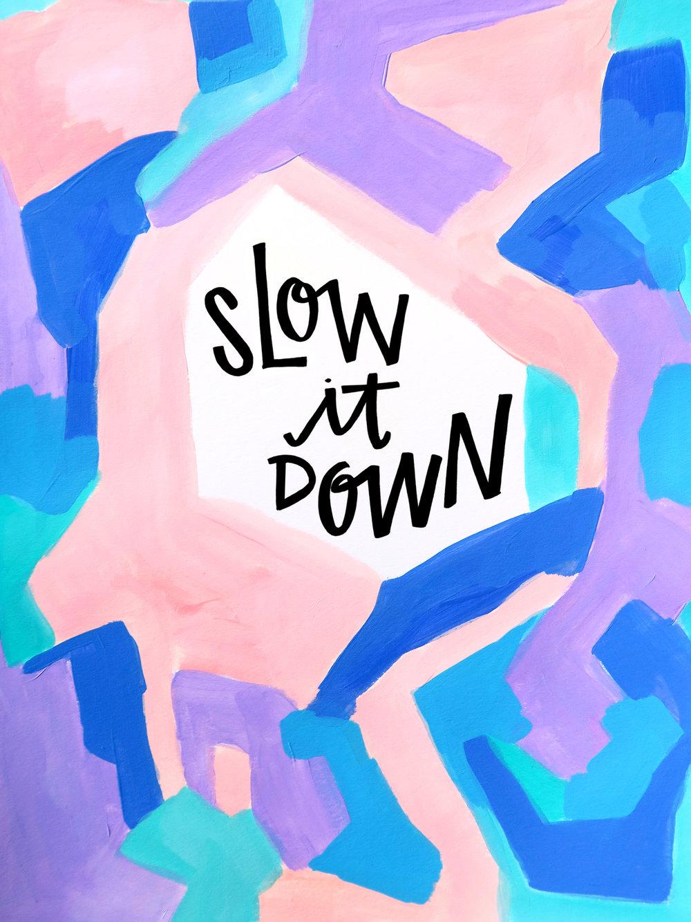 7/1/16: Slow