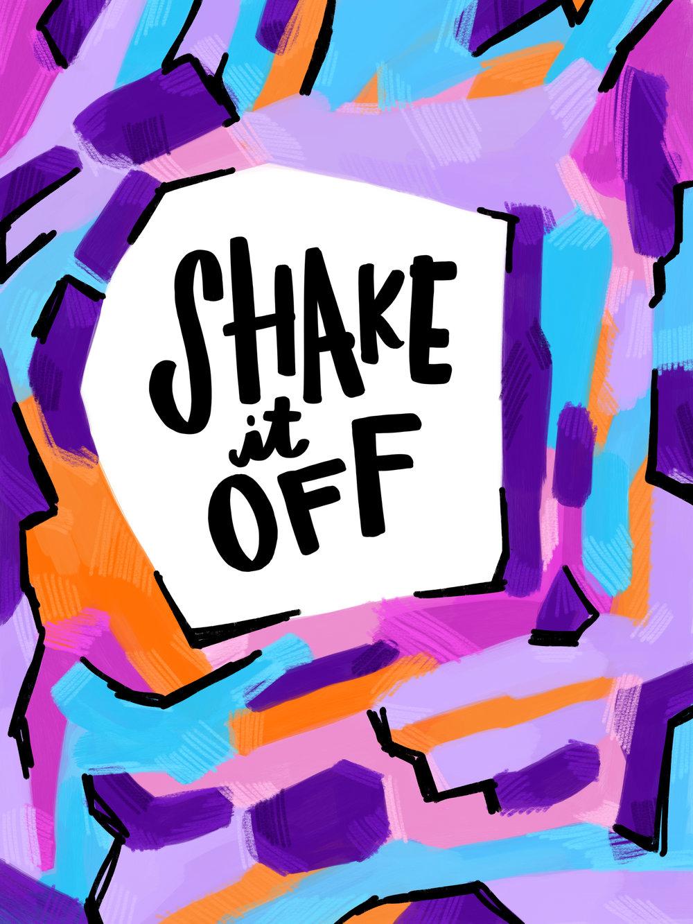5/13/16: Shake