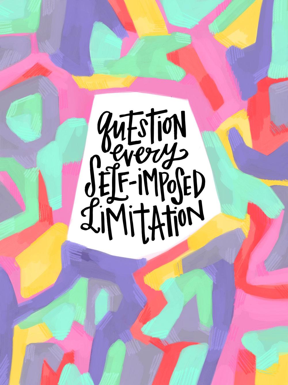 5/14/16: Limitation