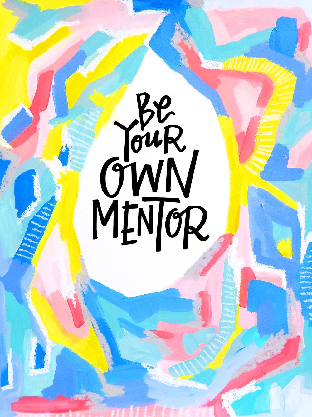 4/13/16: Mentor