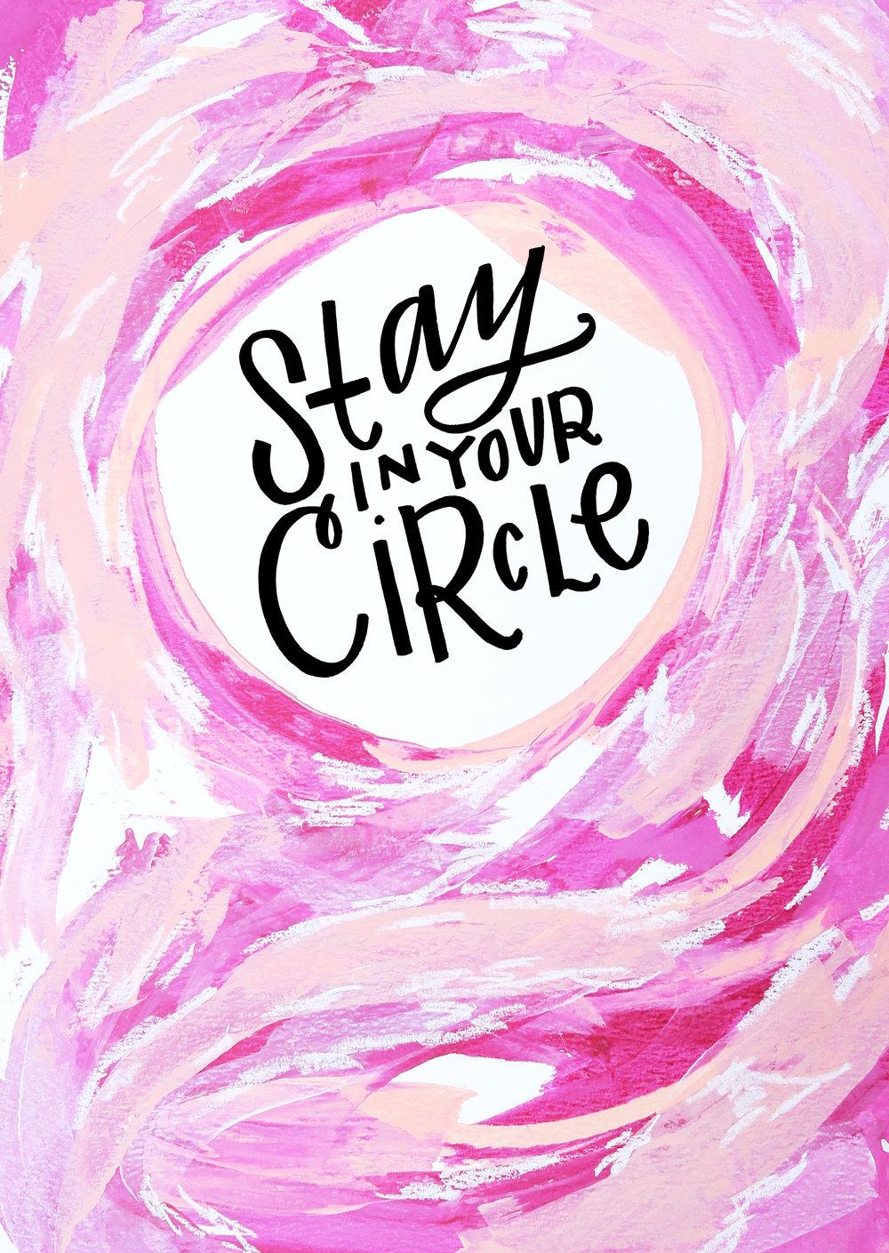 3/20/16: Circle