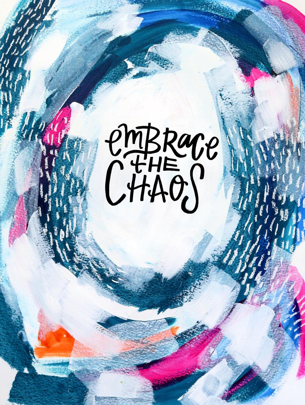 3/11/16: Chaos