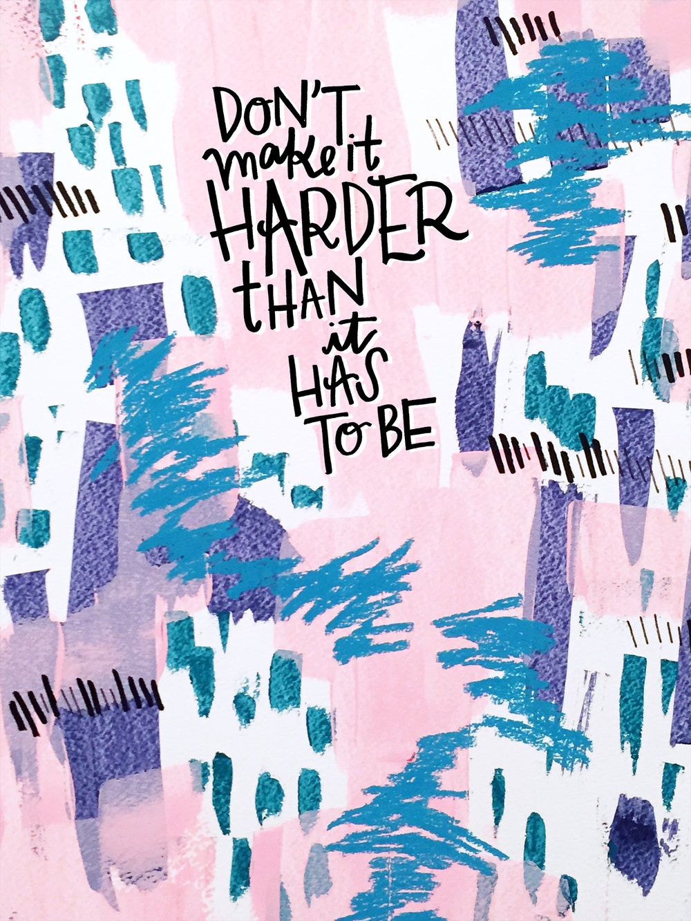 3/6/16: Harder