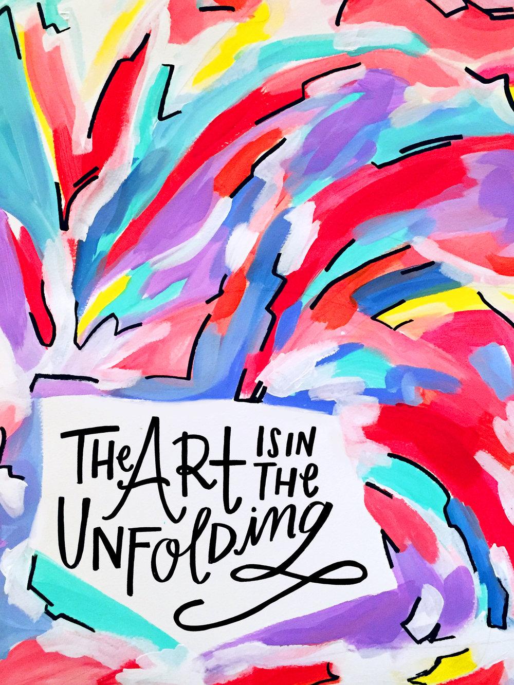 2/28/16: Unfolding