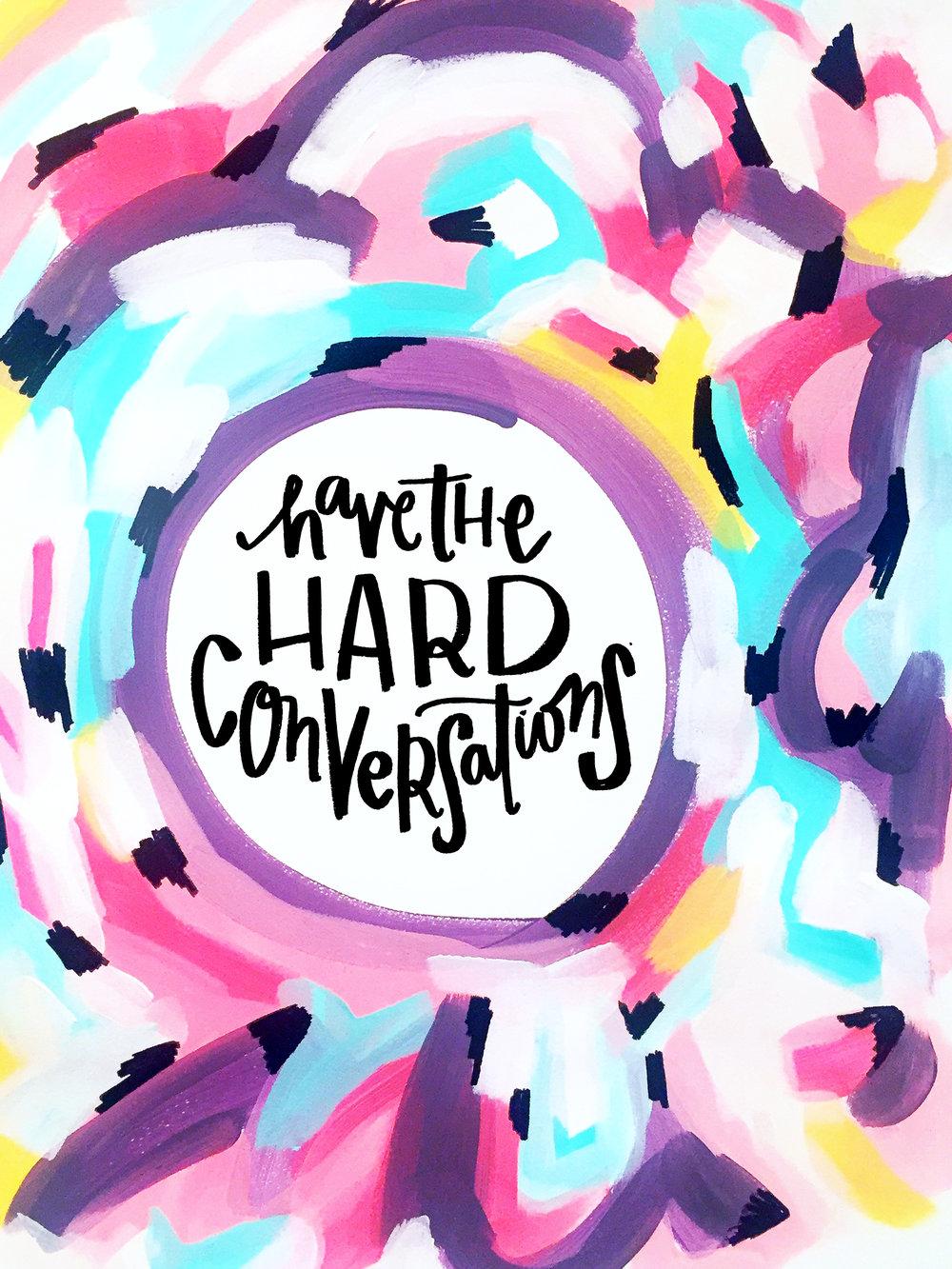 2/23/16: Conversations