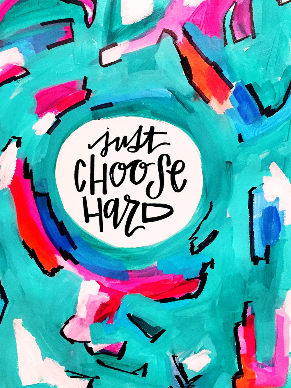 2/20/16: Choose