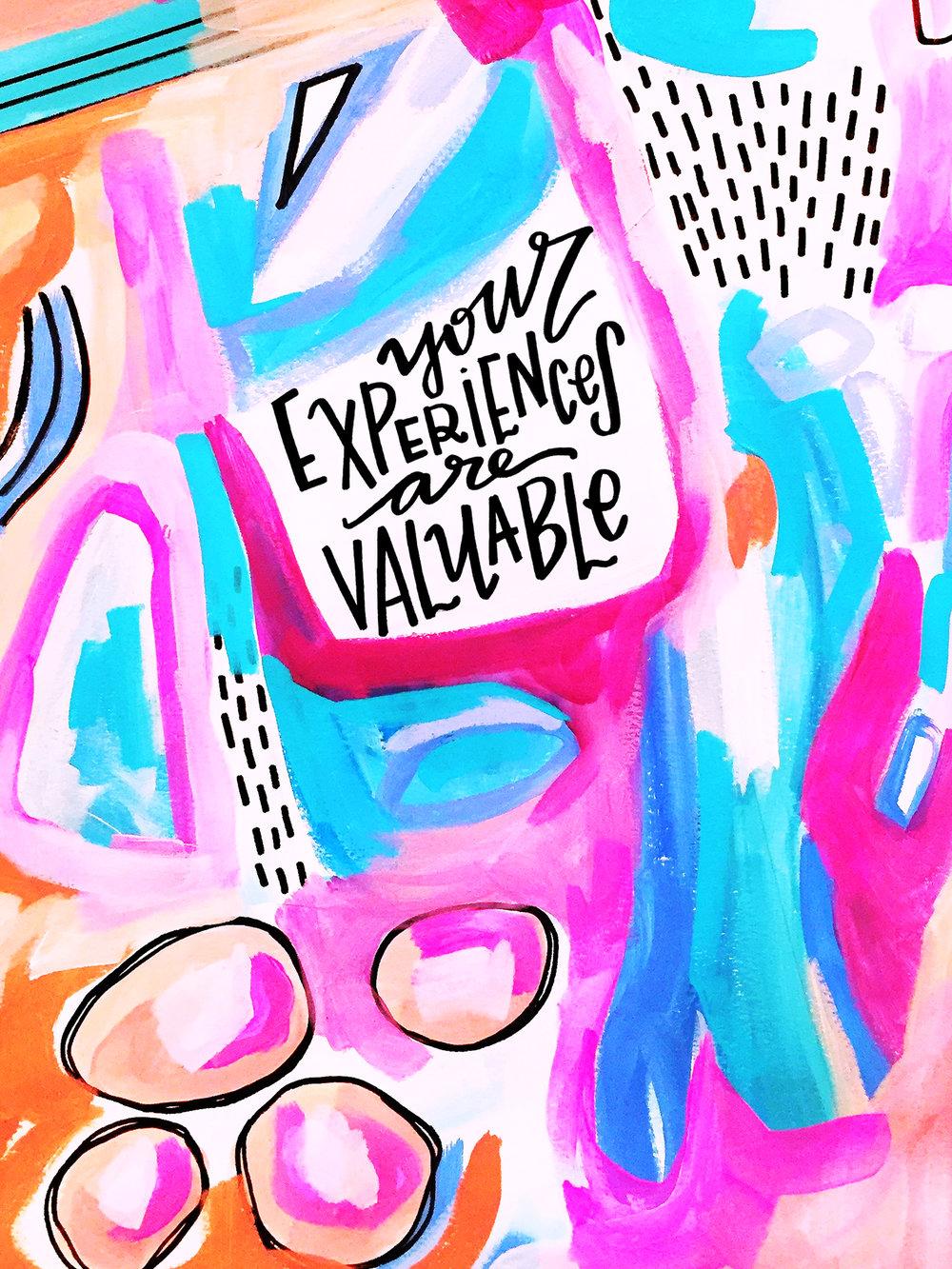 2/18/16: Experiences