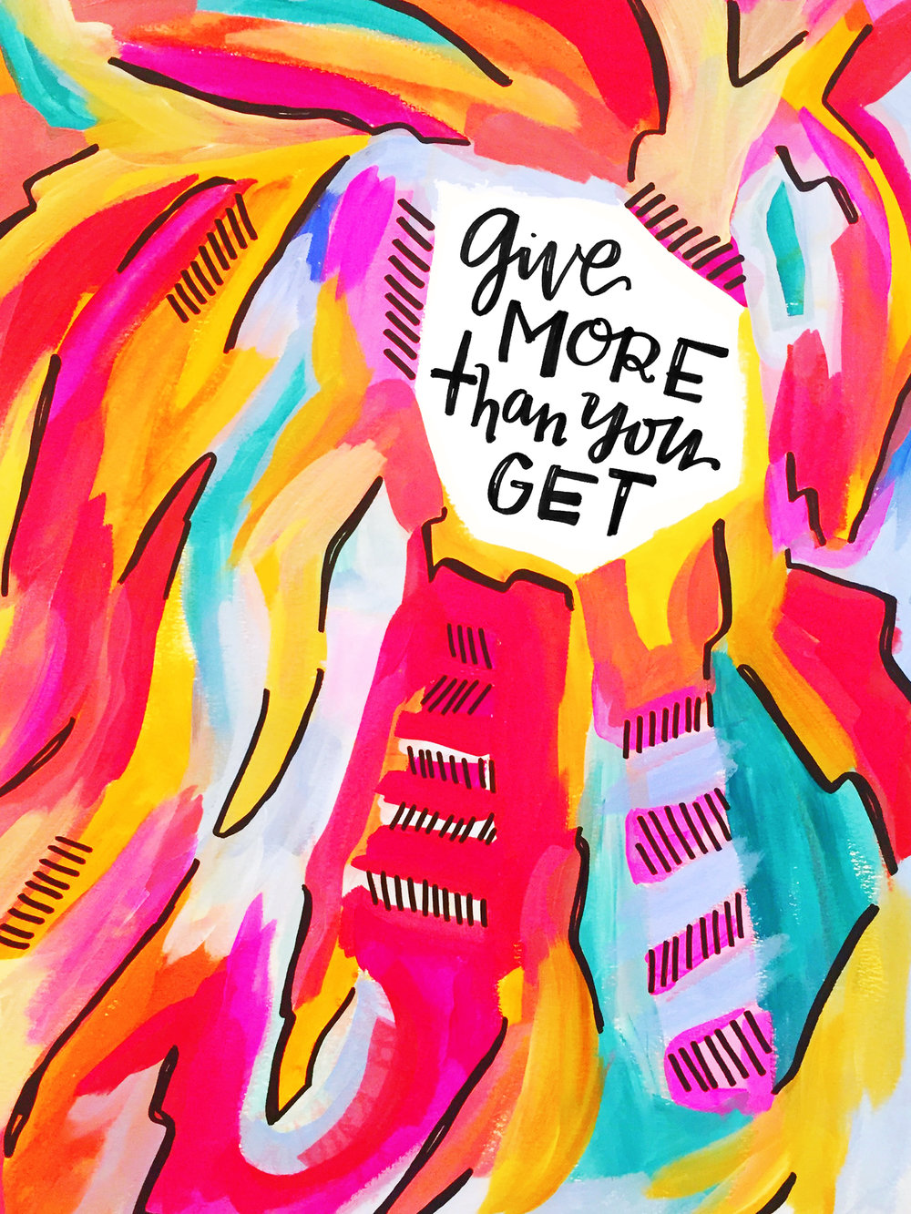 1/25/16: Give