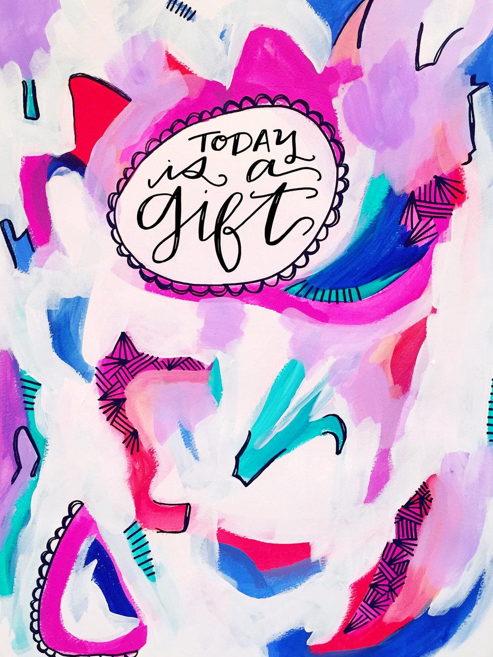 1/11/16: Gift