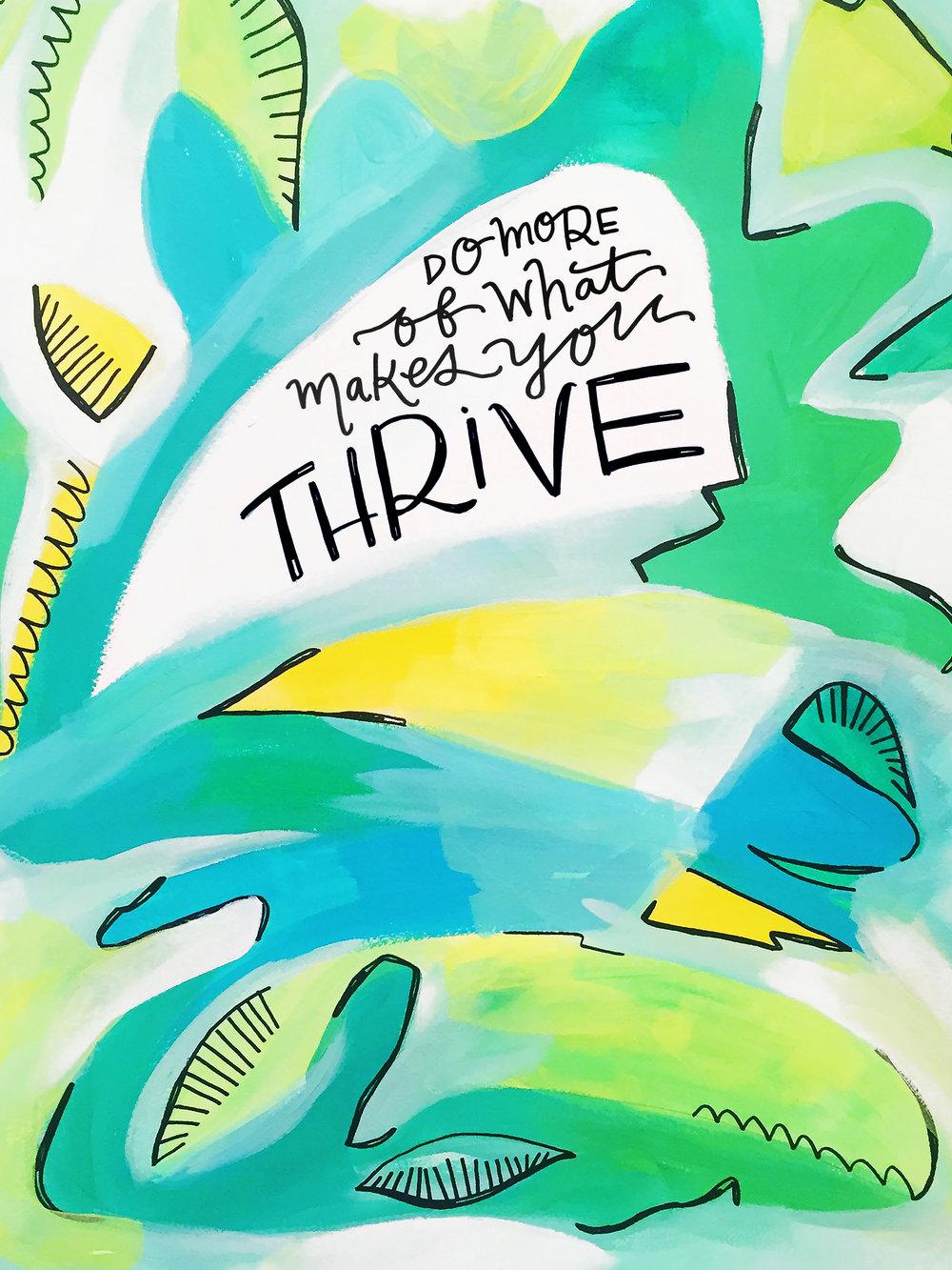 1/8/16: Thrive