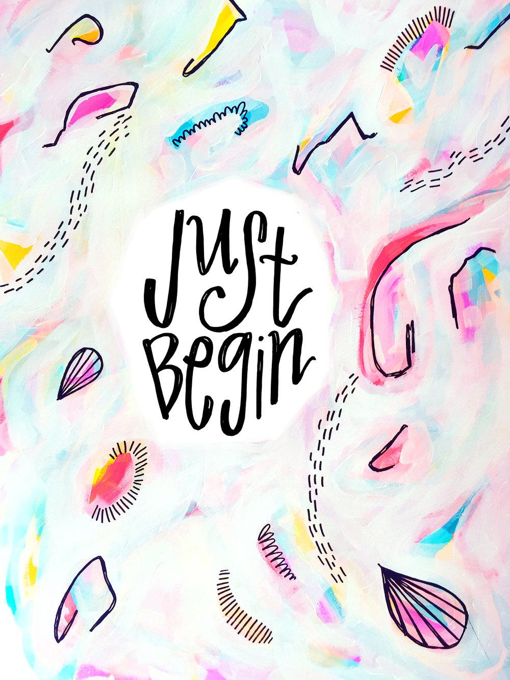1/1/16: Begin