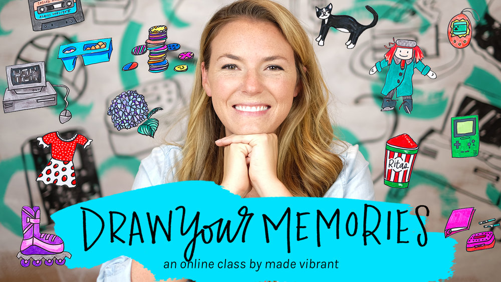 Draw Your Memories