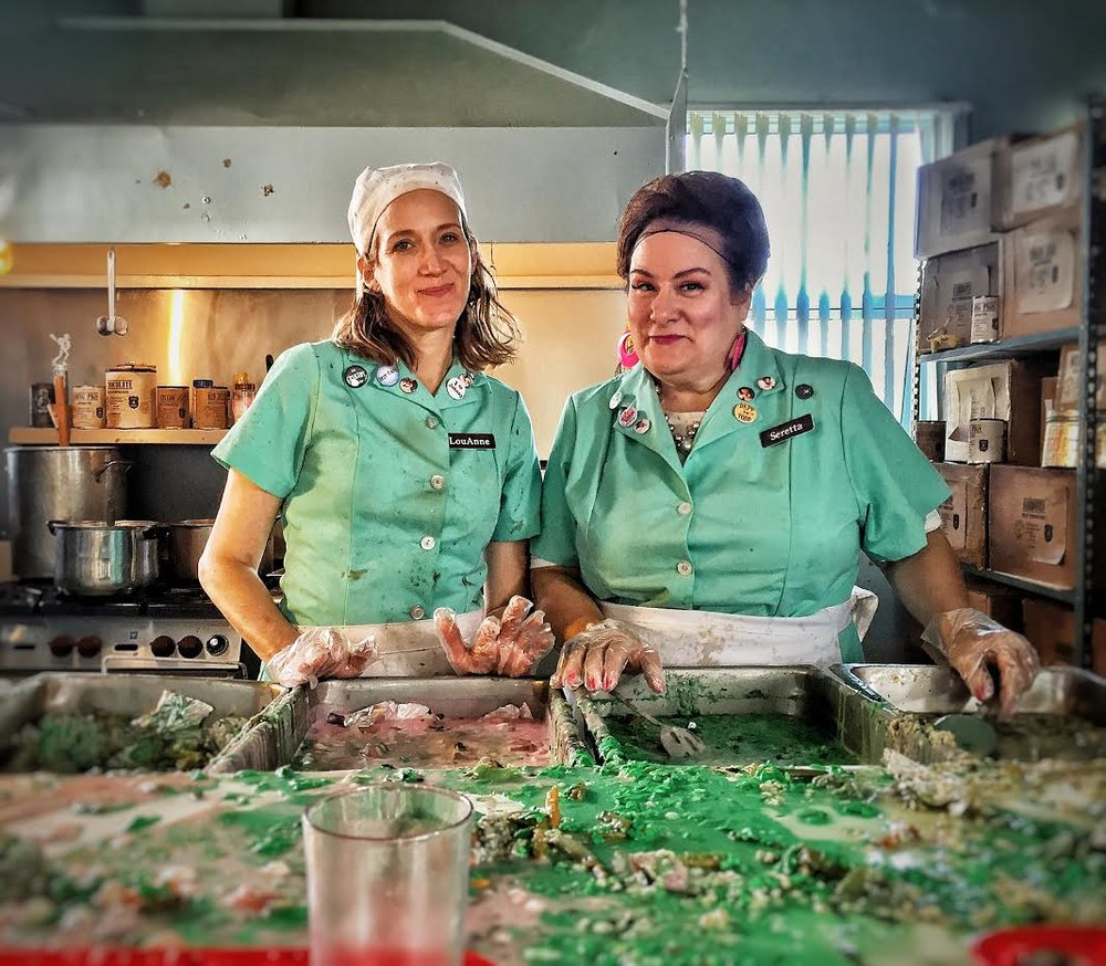 Best Short Film: LUNCH LADIES
