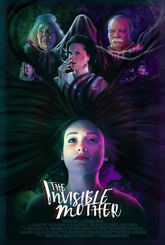 BEST HORROR FILM:   THE INVISIBLE MOTHER