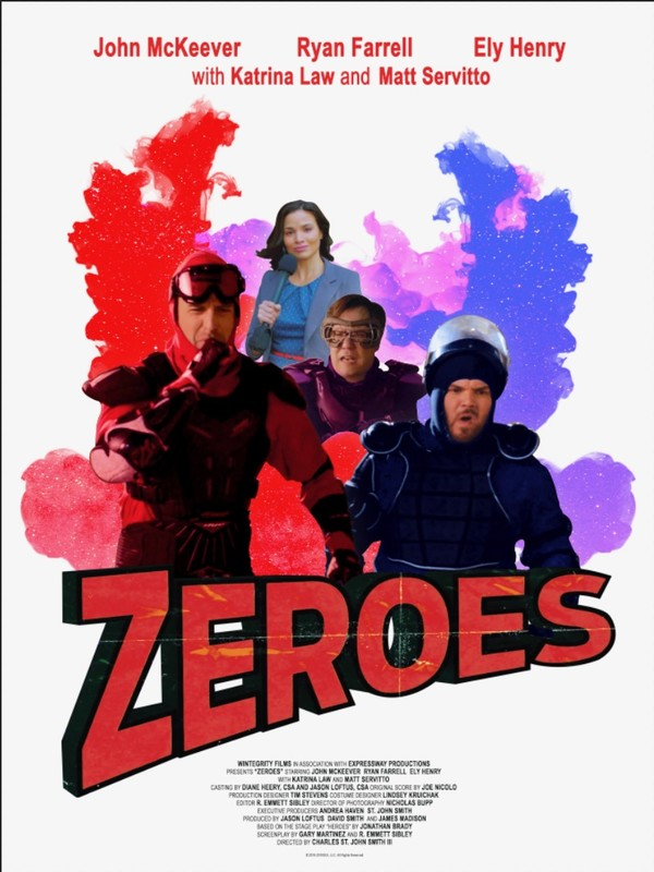 INDEPENDENT SPIRIT AWARD:   ZEROES