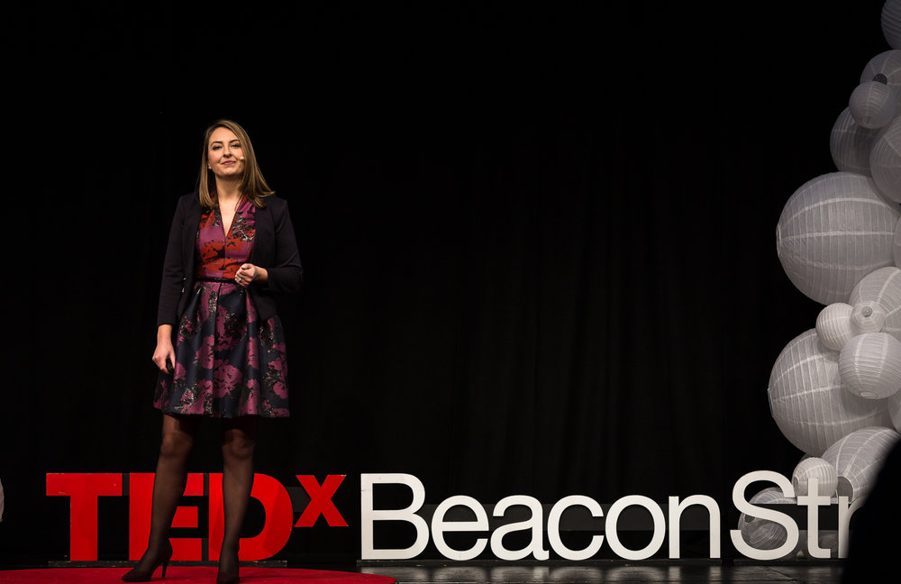 How To Have Your Cake And Negotiate Too - Learn how I manifested my TEDx Talk #TEDxBeaconStreet
