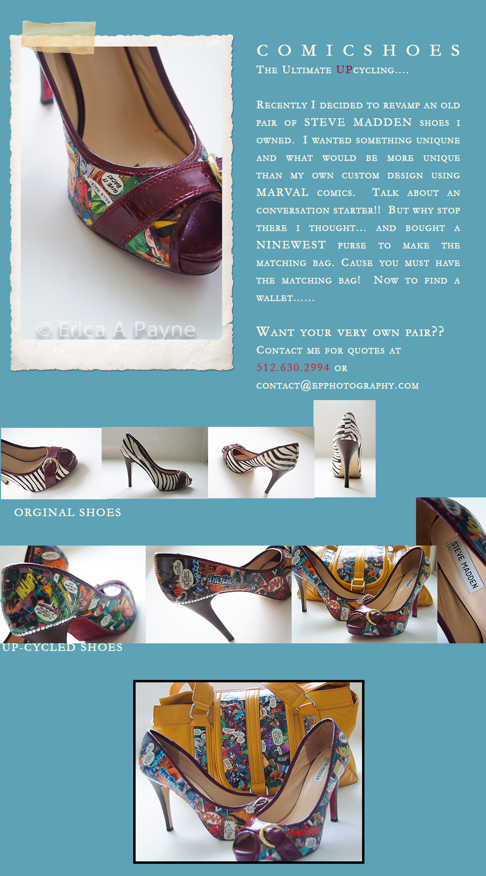 SHOE-UPCYCLE