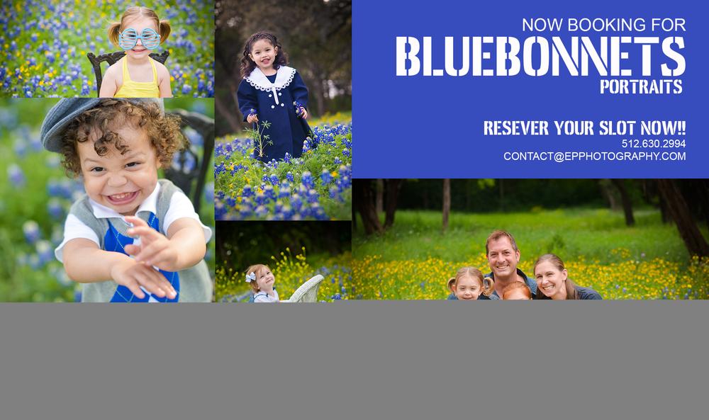Bluebonnet Bonnets