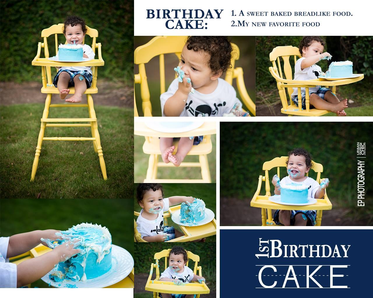 cakesmash, first birthday, austin, texas, child photographer, baby photographer