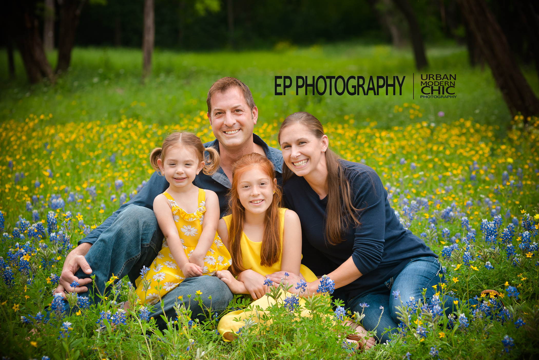 bluebonnet photograph, austin texas by ep photography