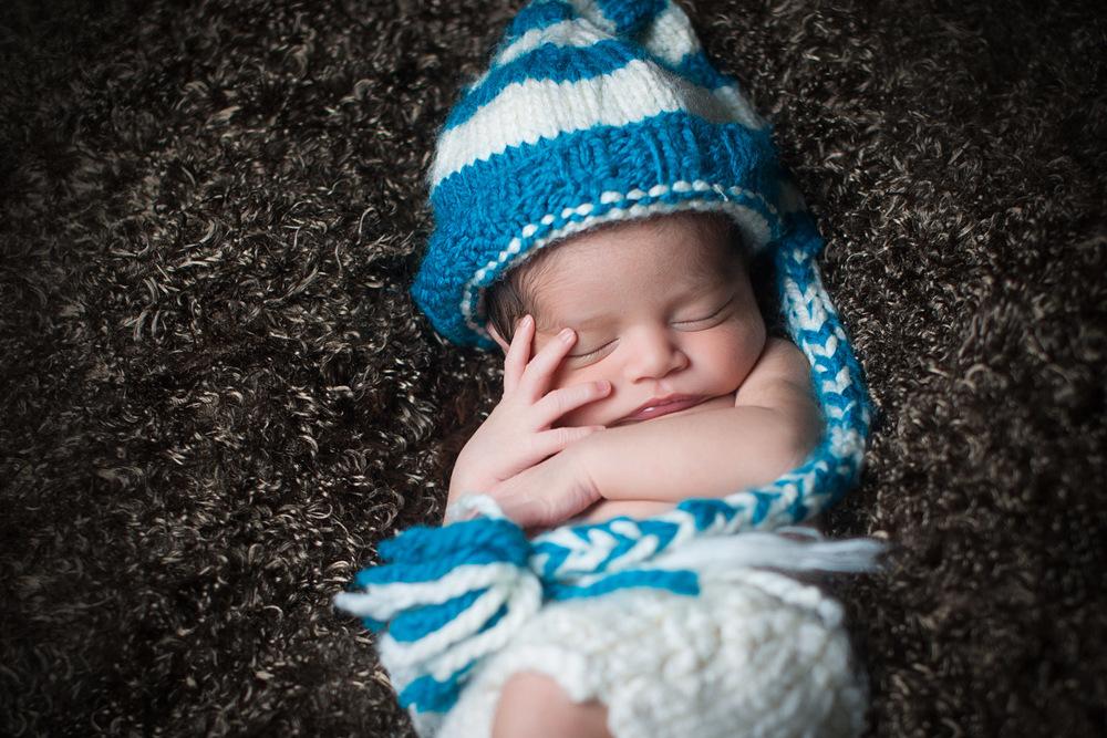 Sleeping Baby #1