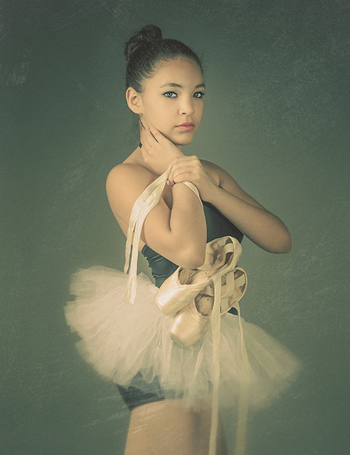 The Ballerina - EP Photography