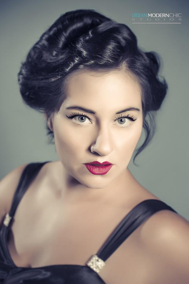 Ashley Stone Headshot- EP Photography