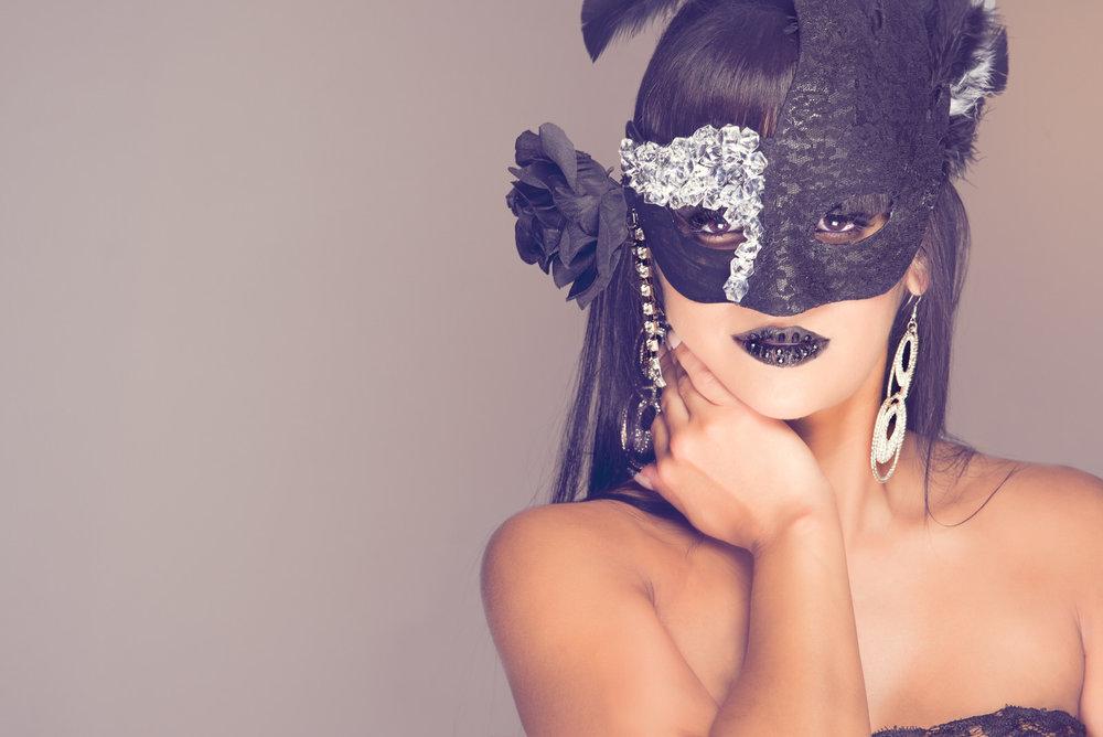 Mask - EP Photography