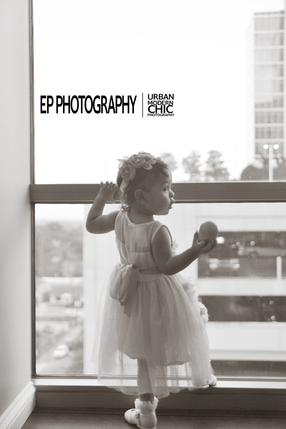 girl in window - EP Photography