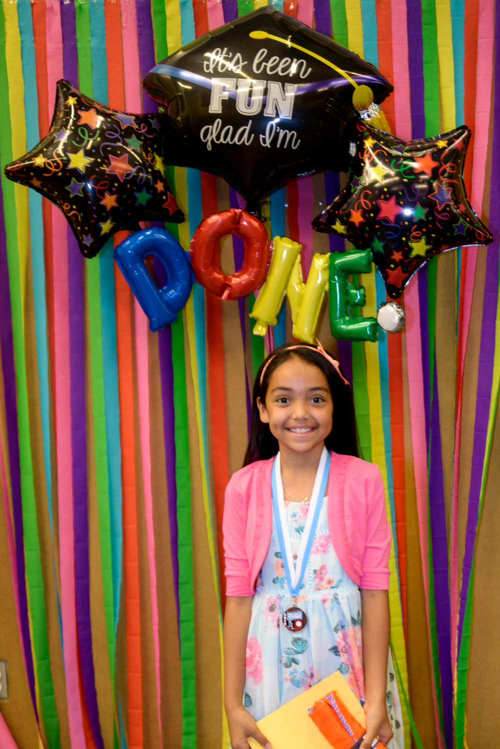 Click here to view 5th grade photos - passcode is :  graduates