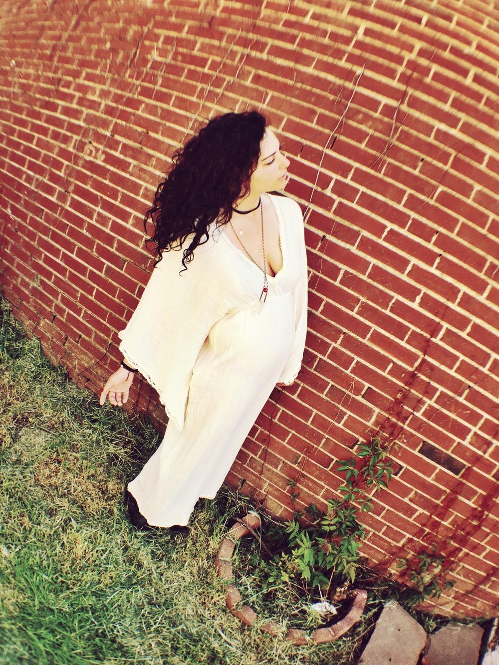 Jen's Pirates Booty  sleeved dress; $72