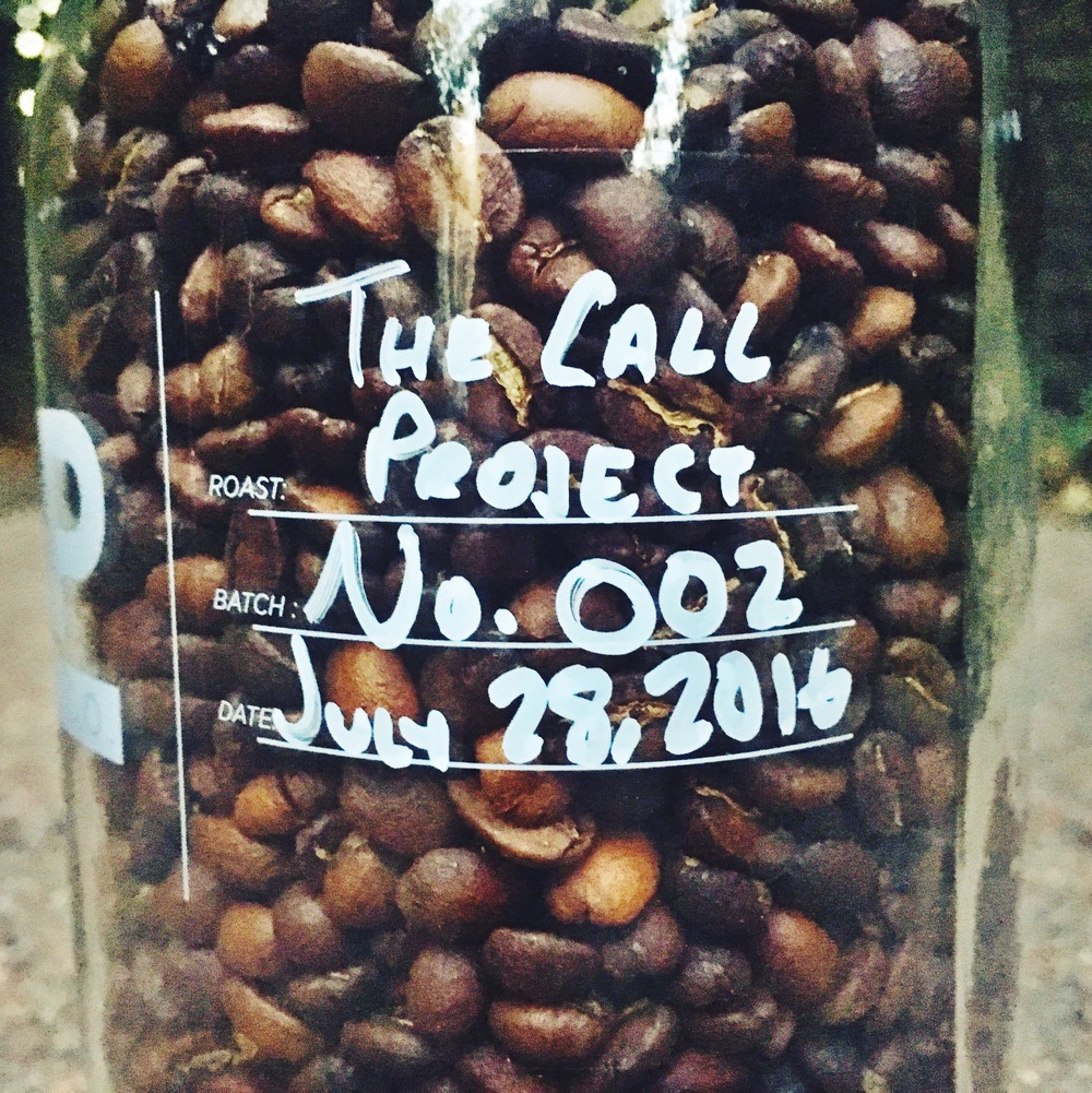 The Call Project Gourmet Blend  ; $14