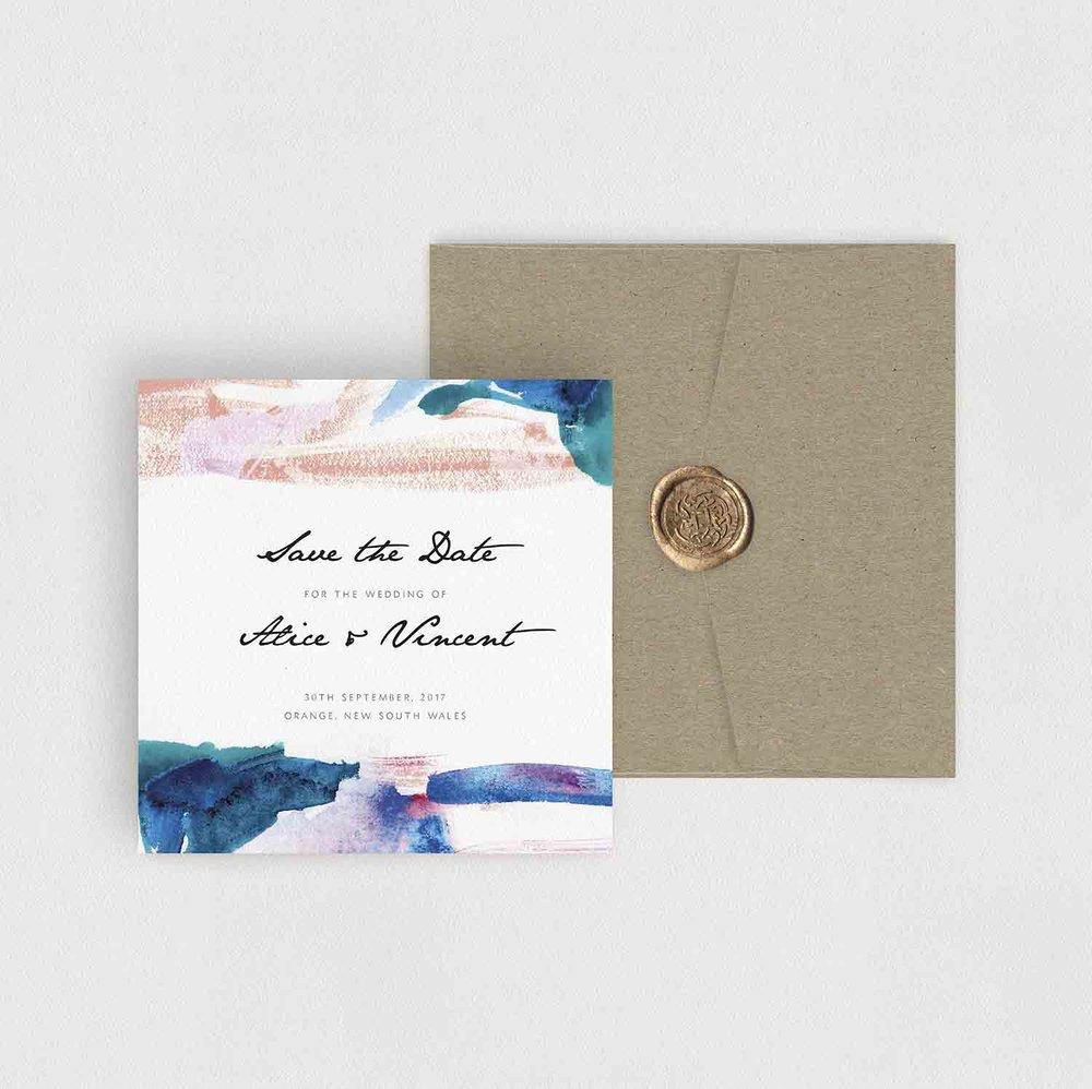 Expression-save-the-date-invitation-wedding-stationery-sydney-custom-design-with-paloma.jpg