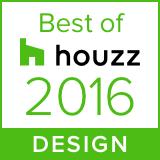 Houzz Design Winner 2016
