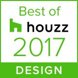 Houzz Design Winner 2017