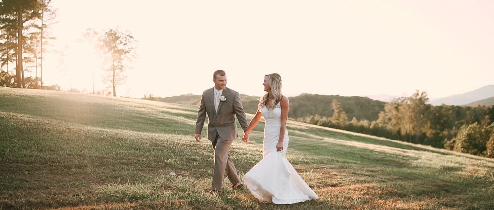 Films - Cinematic wedding films that highlight your love.