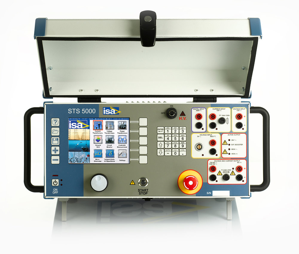 isa high voltage test instruments
