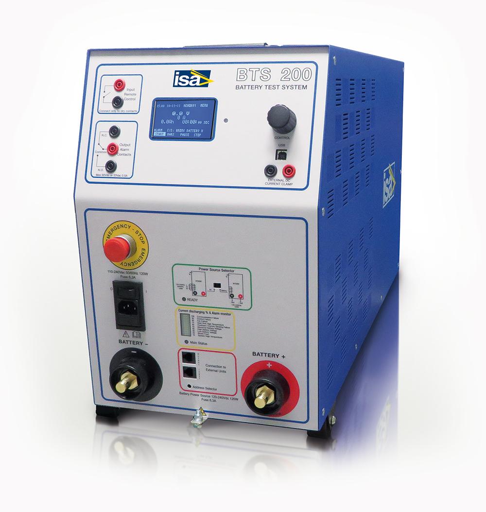 BTS200 Battery Test System