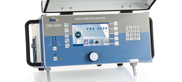 CBA3000 Circuit Breaker Analyser