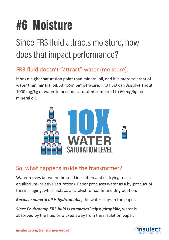 transformer moisture retrofill fr3