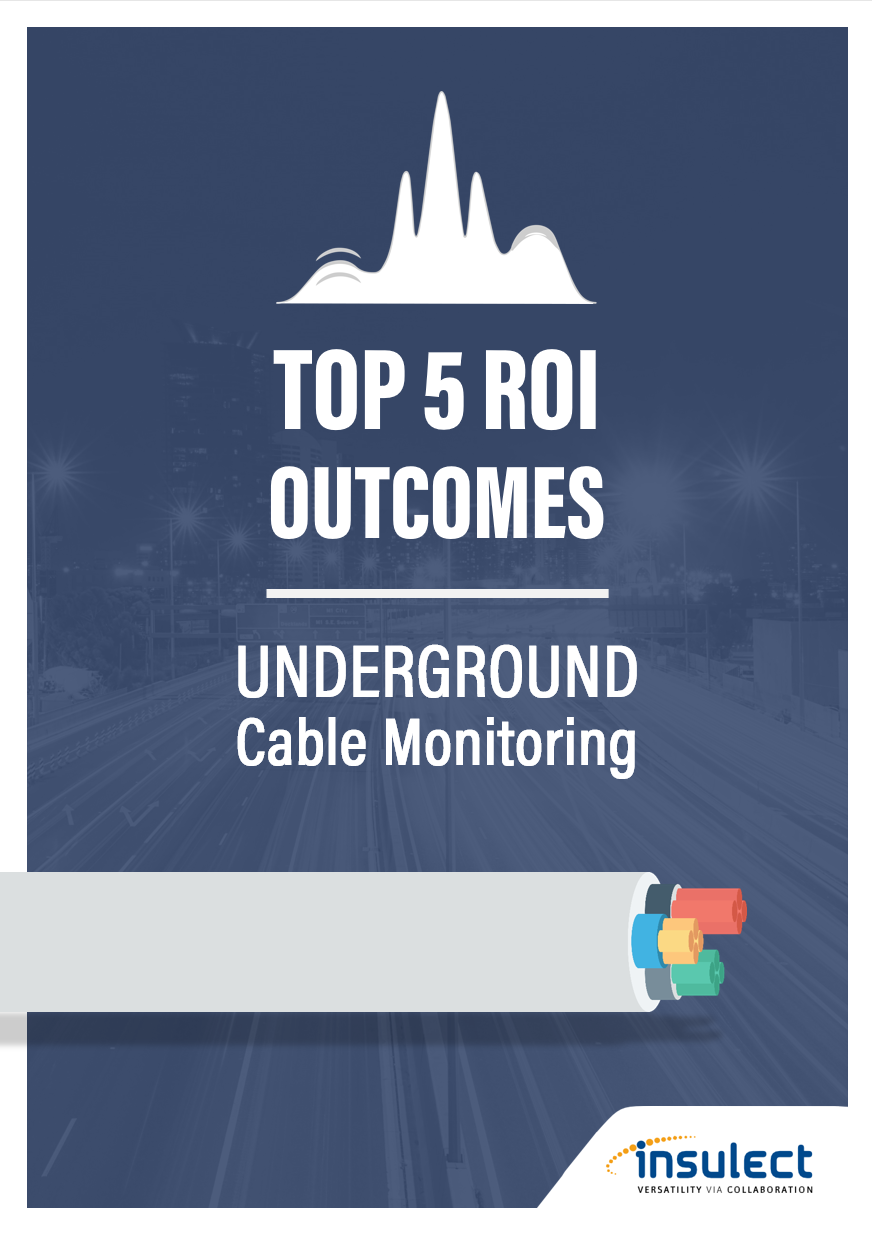 Underground cable condition monitoring